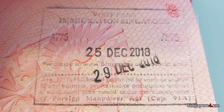 Нужна ли виза в Сингапур